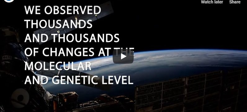VIDEO: NASA Twins Study Reveals Health Effects of Space Flight