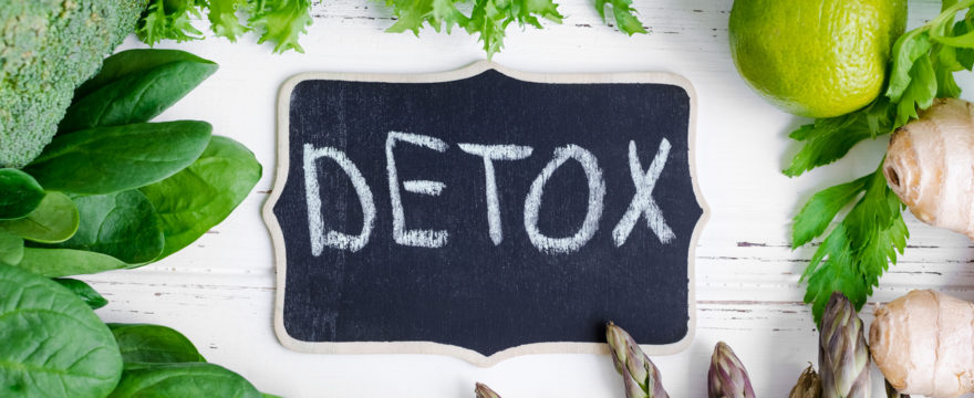 The Healthy Way to Detox